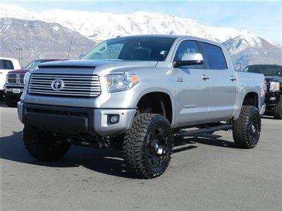 2015 Toyota Tundra CrewMax Truck #wattsatuomotive #truck #lifed #liftedtrucks #toyota