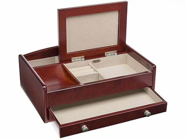 325 best Mens Jewelry Box images on Pinterest Jewellery box The