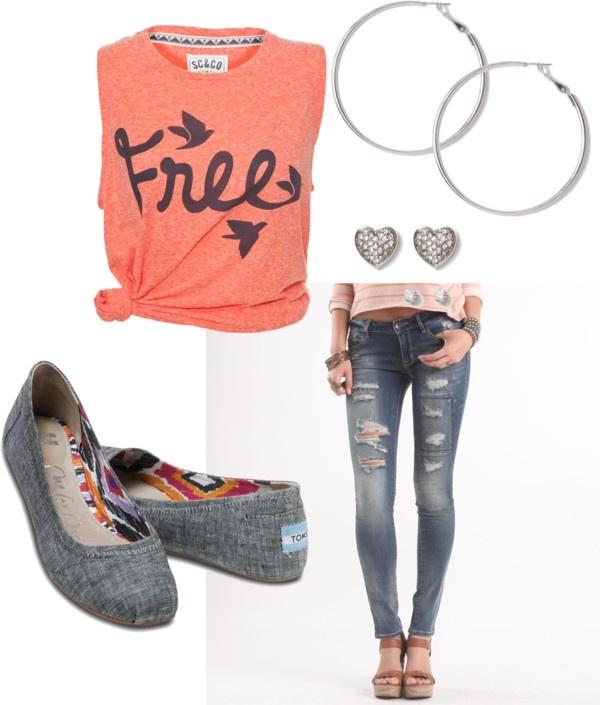 cute: Summer Fashion, Inspire Style, Dream Closet