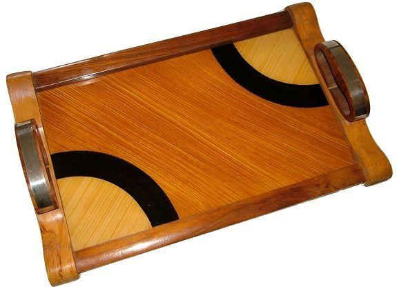 Art Deco drinks tray