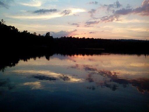 Twilight in Banggai Kepulauan