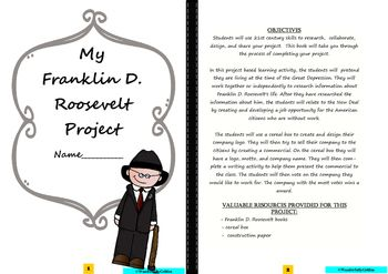 Research Paper on Franklin D. Roosevelt