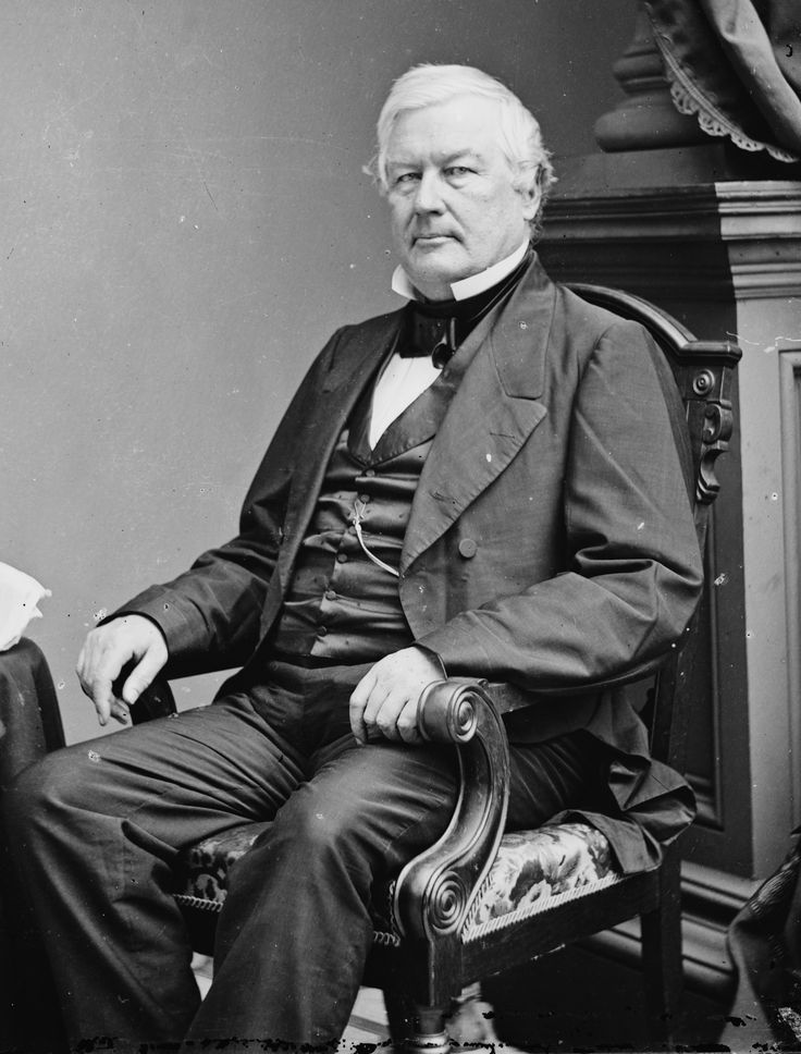 Millard Fillmore, 13th President of the U.S, took office upon the death of Zachary Taylor.  He did not secure his own term, and is consistently included in the bottom 10 of historical rankings of Presidents of the U.S.