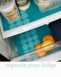 organiseren van de koelkast