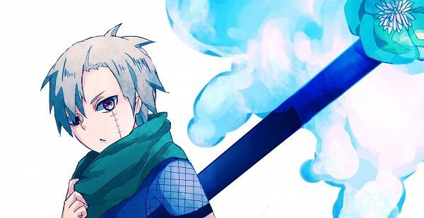 Yondaime Mizukage Yagura Anime Naruto Anime Naruto