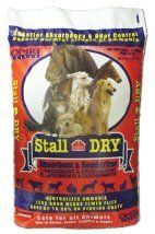 "Absorbent Products Stall Dry Deodorizer 40 lbs by Absorbent Products. $16.70. Neutralizes ammonia on contact with urine.. ""Neutralizes ammonia on contact with urine.Absorbs up to 140% of its weight in liquid and will do so repeatedly.Has less than 1% free crystaline silica (non-carcenagenic).Coverage of up to 1,000 sq. ft (5-6 times greater than competitive products.Can be used on dirt, wood, concrete or metal trailers/cages.Safe with all animals, horses, dogs, rabbits, ..."
