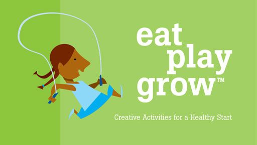 """We Can (Ways to Enhance Children's Activity and Nutrition) is a site targeted for the families and educators of children 8 to 13.  Nutrition, physical activity, and reducing screen time are all encouraged and tools are provided for each area.  Handouts like """"Parenting Tips"""" (http://www.nhlbi.nih.gov/health/public/heart/obesity/wecan/downloads/tip-healthy-habits.pdf) could be provided to caregivers."""