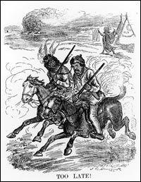 Instigators of the North-West Rebellion.