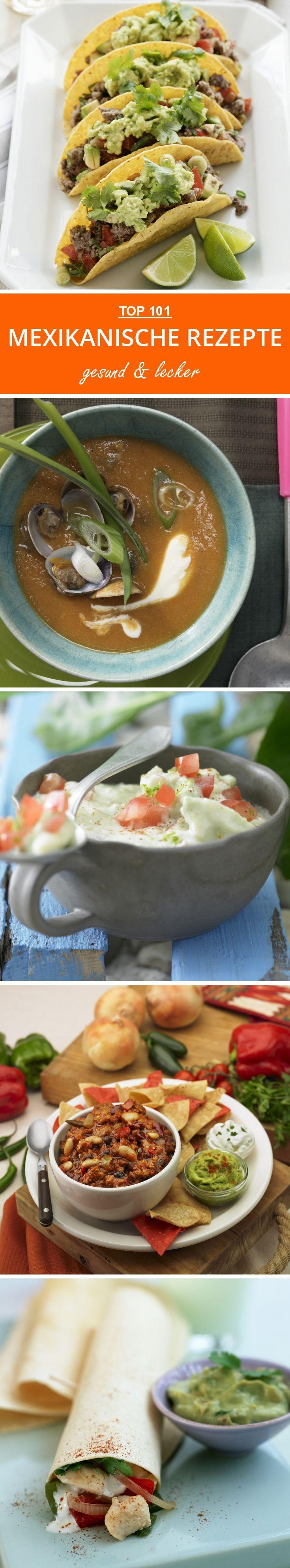 Mexikanische Rezepte | eatsmarter.de