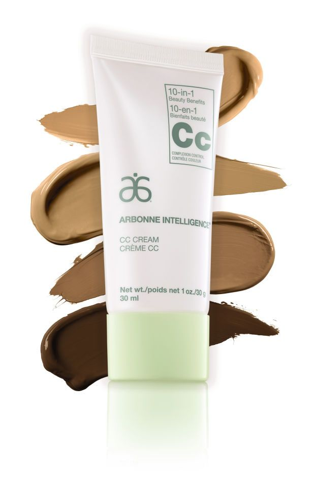 Can Arbonne's 10-in-1 CC Cream Make a Foundation Lover Switch? - Beauty Editor
