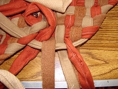 Superior Interesting Way To Braid Right Into Rug. No Sewing The Braid Together. How  To
