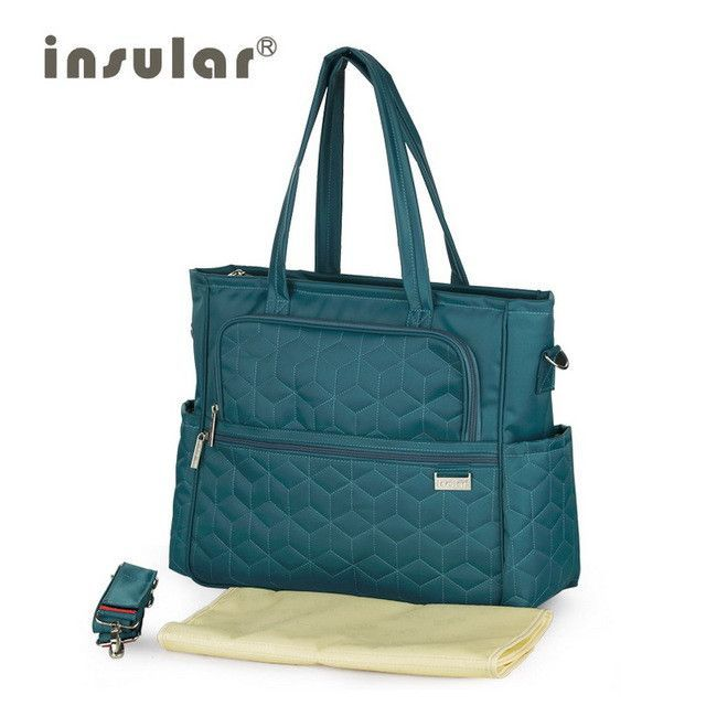 New Arrival 100% Nylon Multi-functional Fashion Baby Diaper Bags - FREE SHIPPING!
