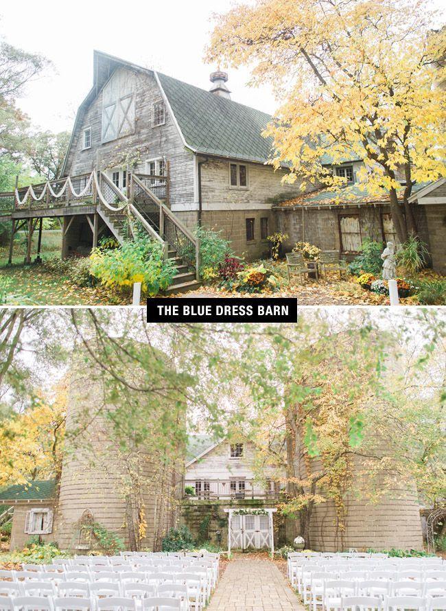 wedding venues on budget in california%0A Michigan and California Barn venues  The Blue Dress Barn in Benton Harbor   Michigan