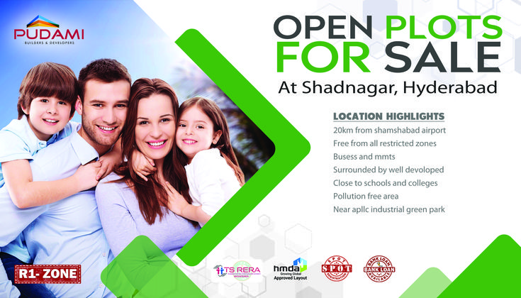 Residential Plots In Shadnagar In 2020 Plots For Sale Underground Drainage Residential