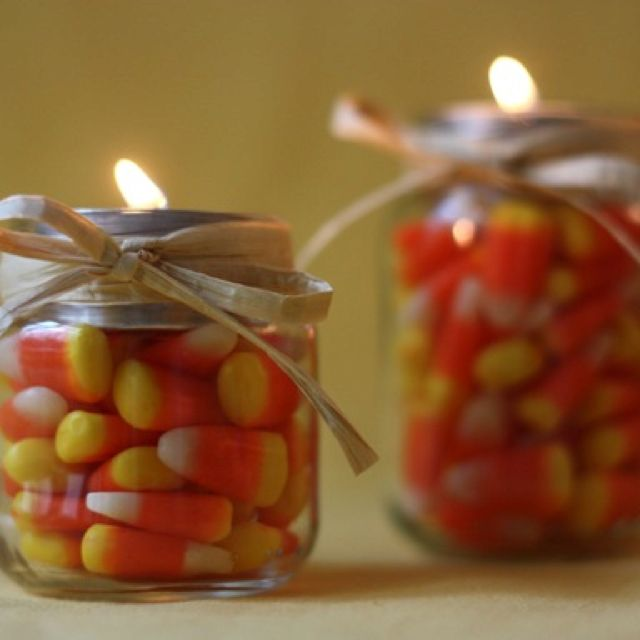 Candy corn decoration & 27 best Decorating with Candy Corn images on Pinterest | Halloween ...