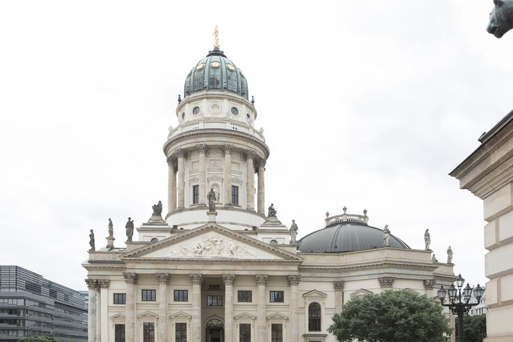 Fay City Diaries' third destination: Gendarmenmarkt. http://www.fay.com/it/city-diaries/berlino?country=it