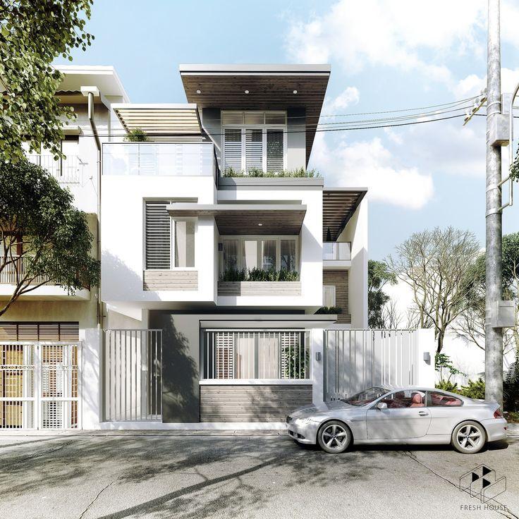 150 best Dream Houses Of The World images on Pinterest Dream - moderne huser 2015