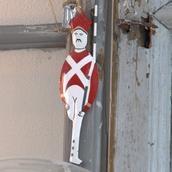 The Steadfast Tin Soldier ....(H. C. Andersen)