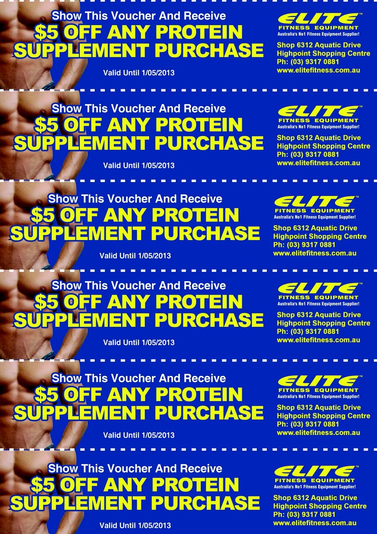 Protein Supplements Elite Fitness Equipment Highpoint