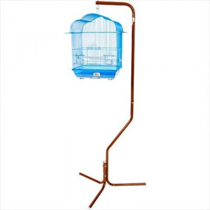 Tripod Stand for Small Bird Cages AE29534 White  Looking for Products for birds like bird toys and cages? Check this one with a special deal of discount only for you.  Tripod Stand for Small Bird Cages AE29534 White by A&E CAGE Co.