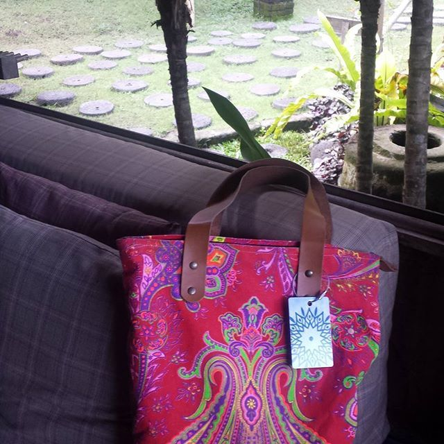 Our beautiful personalised mandala bag tags are a great addition to your yoga bag. Especially if you get so zen you leave it behind! www.justbagtags.com.au
