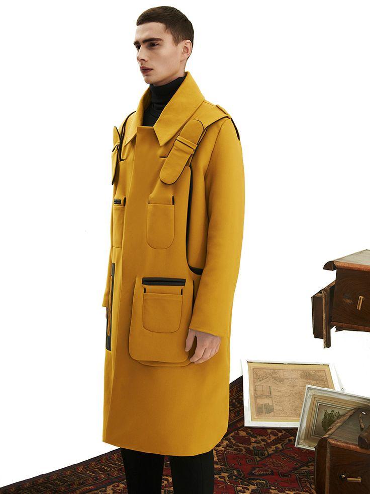 Mai Gidah Fall Winter 2016 Otoño Invierno - #Menswear #Trends #Tendencias #Moda Hombre - F.Y!
