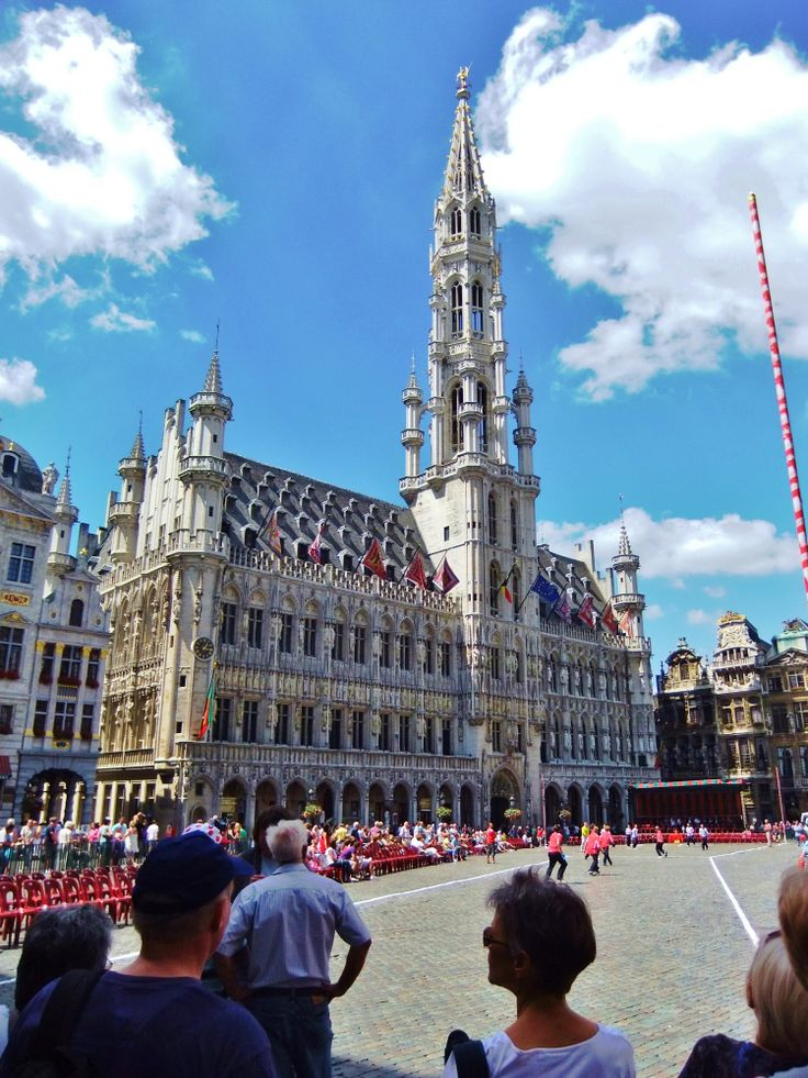 Grand Place , Brussels