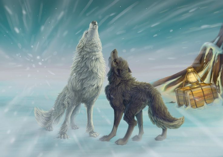 Heritage of the Wolf by Psychopomp16 on DeviantArt