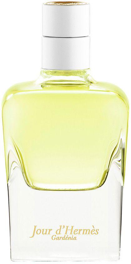 Hermes Jour d'Hermes Gardenia Eau De Parfum wordt beschreven als een boeket van gardenia die geuren van tuberoos, roos en jasmijn overbrengt.