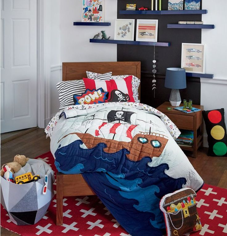 1000 ideas about boys pirate bedroom on pinterest for Boys pirate bedroom ideas
