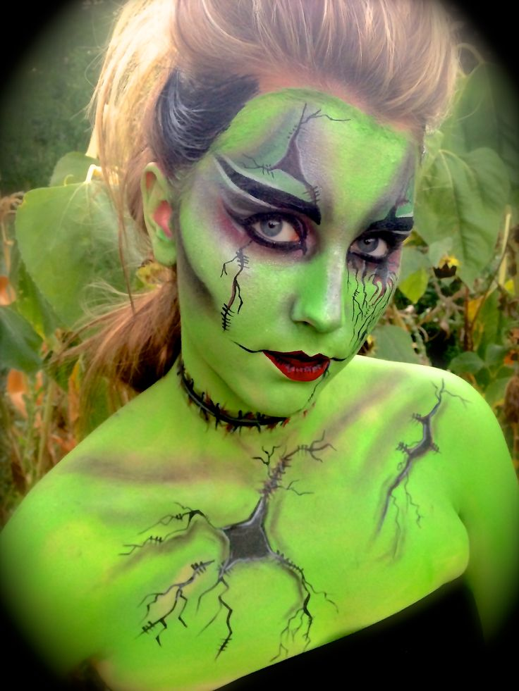 Best 25+ Frankenstein face paint ideas on Pinterest | Halloween ...