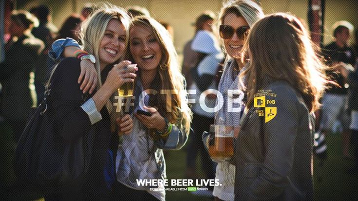 Win 1 of 2 Double Tickets to The Cape Town Festival of Beer