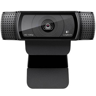 C920 HD Pro Webcam outperforms built-in webcams. High-def 1080P and 720P on most video chat applications; Plus sterero audio and automatic light correction.