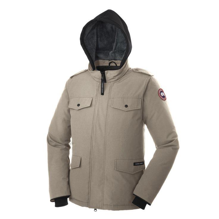 Canada Goose Burnett Jacket TAN For Men
