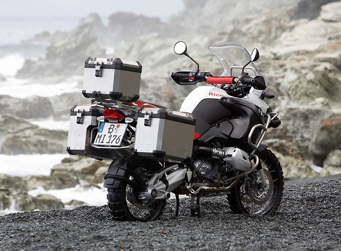 BMW R1200GS Adventure - I should get this for my husband!!!!