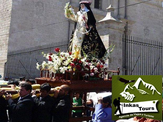 De acuerdo al Instituto Nacional de Estadística e informática (INEI), la festividad más replicada en el Perú es la celebración de Santa Rosa de Lima, la cual es celebrada en más de 400 distritos y que cobra especial despliegue en los departamentos de Áncash, Ayacucho y Cajamarca.