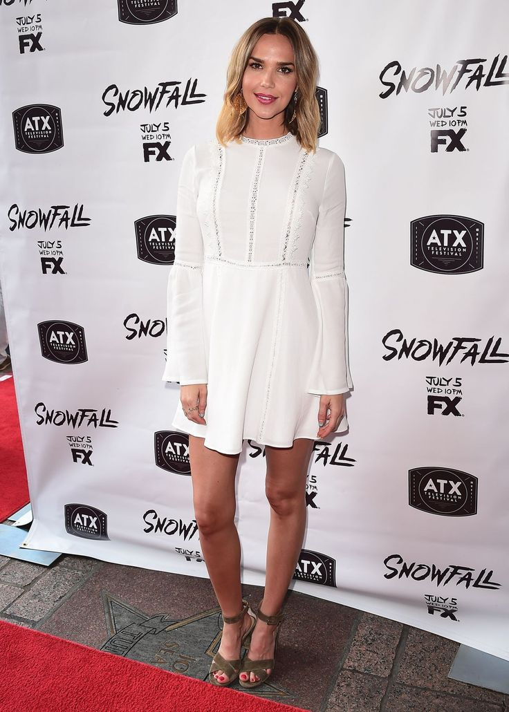 Arielle Kebbel aTX Television Festival, Austin (8 June, 2017)
