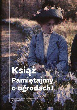 Książ. Pamiętajmy o ogrodach! - Książki