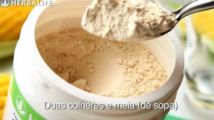 Já tomou seu SHAKE hoje? Novo sabor de Shake Herbalife Brasil - Milho Verde