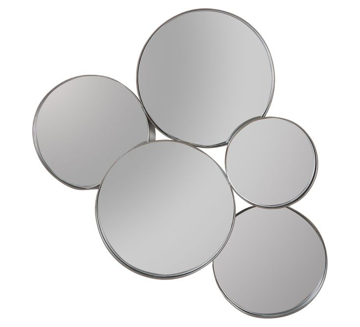 #MauroFerrettiSrl 0659460000 SPECCHIO QUINTET CM 63X8X70,5 #mauroferrettisrl #home #homedecor #decor #casa #arredo #arredamento #specchio #mirror #quintet #circle #iron #industrial #metal #newitem #newlook #italiansdoitbetter