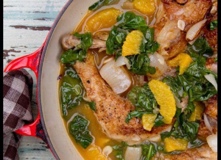 savory orange recipes