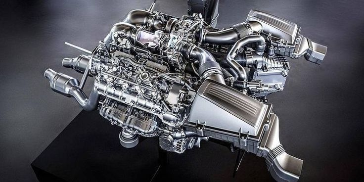 """Here's How """"Hot V"""" Turbocharged Engines Work"""