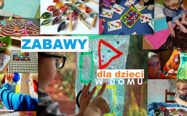 Zabawy dla dzieci w domu 30 propozycji