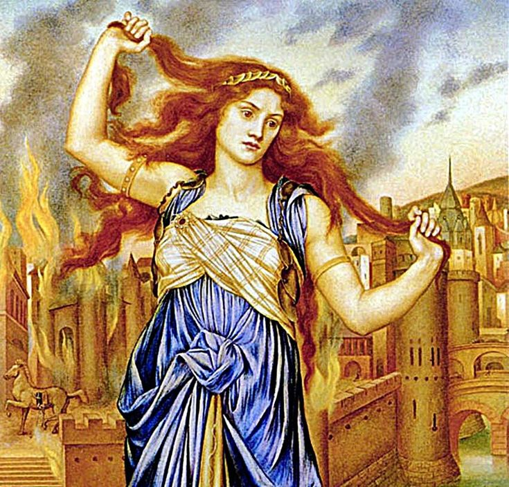 The myth of Cassandra  http://www.corespirit.com/the-myth-of-cassandra/  In Greek mythology, Cassandra was one of the princesses of Troy, daughter of Priam and Hecuba. According to the Myth, Cassandra was astonishingly beautiful and blessed with the gift of foreseeing the future. Her curse was that no one believed her, a fact that weighed heavily on the destruction...
