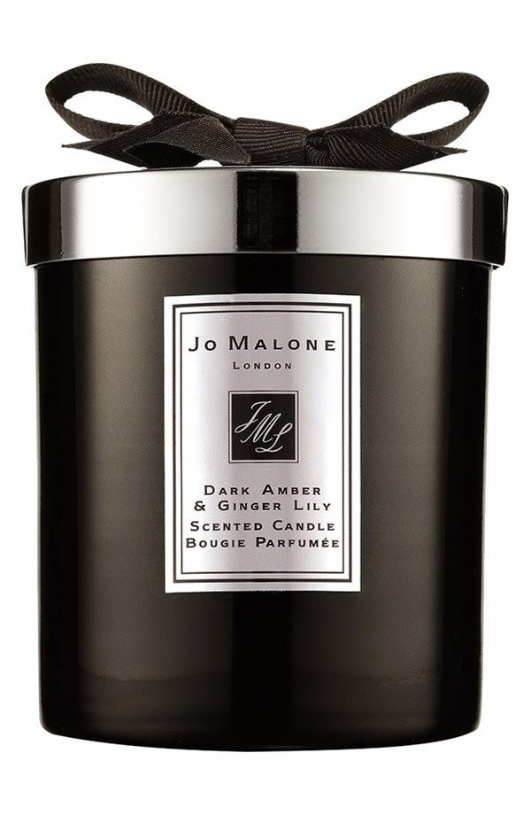 DARK AMBER & GINGER LILY di JO MALONE Scented home candle