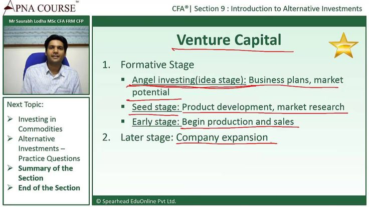 Different Stages of Venture Capital | ApnaCourse