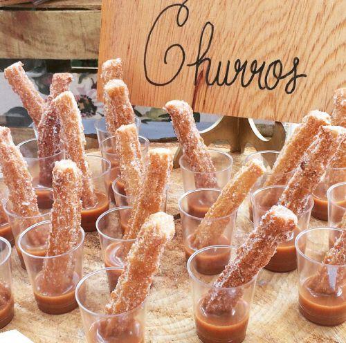 Churros…