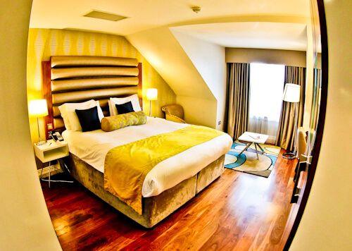 Hotel Indigo Edinburgh Travel Blogger Review