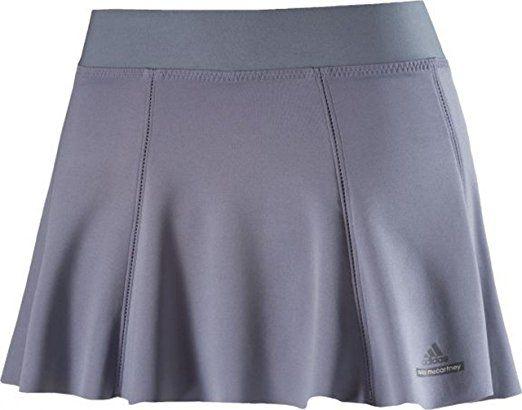 adidas Damen Tennisrock By Stella Mccartney Barricade Skort Hosenrock NY, Violett, S, AA4669