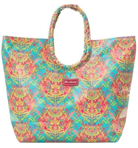 Don't forget to bring the perfect beach bag for your long weekend at the beach! This Indian Summer bag from Jacaranda Living will hold your precious belongings while you're soaking up the sun.